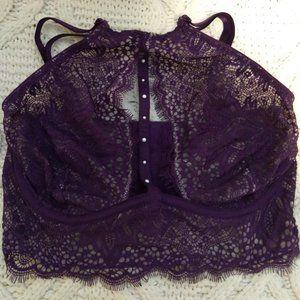 Victoria's Secret Lace Bra 32D NEW